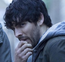 Episode 3.L-R Max (Ivanno Jeremiah) and Leo (Colin Morgan)