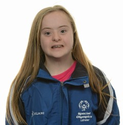 Special Olympics Ireland Squad and Portraits