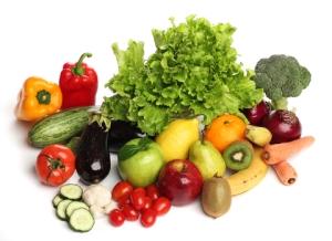 Fruit Veg Healthy Eating