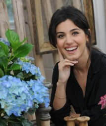 Katie Melua Gardening