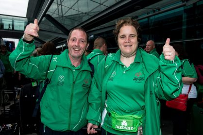 Team Ireland Carole Catling