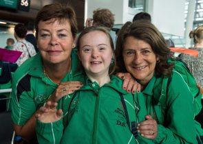 Team Ireland Dearbhail