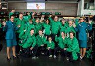 Team Ireland Ulster athletes 1