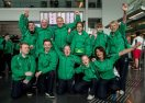 Team Ireland Ulster athletes 2