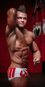 Ross Corry getting close to show shape