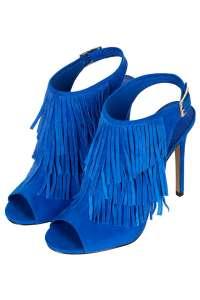 5. RHONDA Fringe Sandals