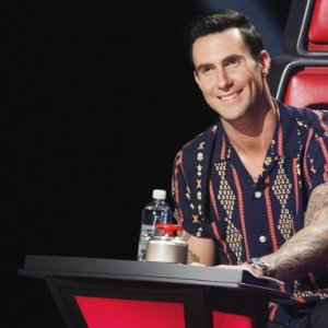 Adam Levine from Maroon 5 who will mentor Keith