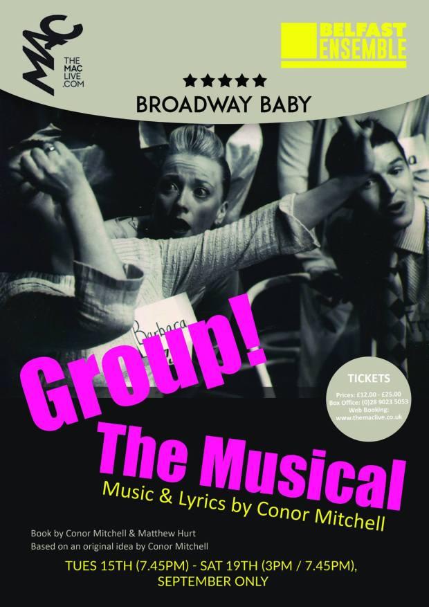 Group Poster group shot