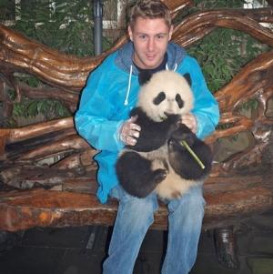 Johnny in China