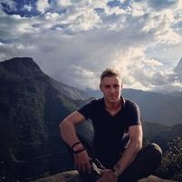 Johnnh in Peru