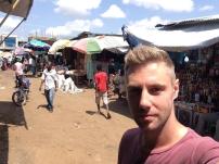 Johnny in Sudan