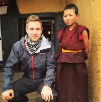 Johnny in Tibet