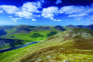 The Mourne Moutnains