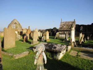 Movilla Cemetery Walking Tour