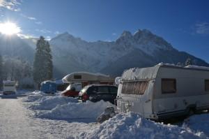 Camping Resort Zugspitze