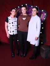 Sophie Tyrrell, Diona Doherty & Mari Cunningham