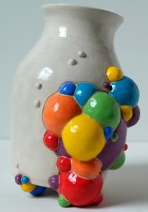 Sculpture work by Mark
