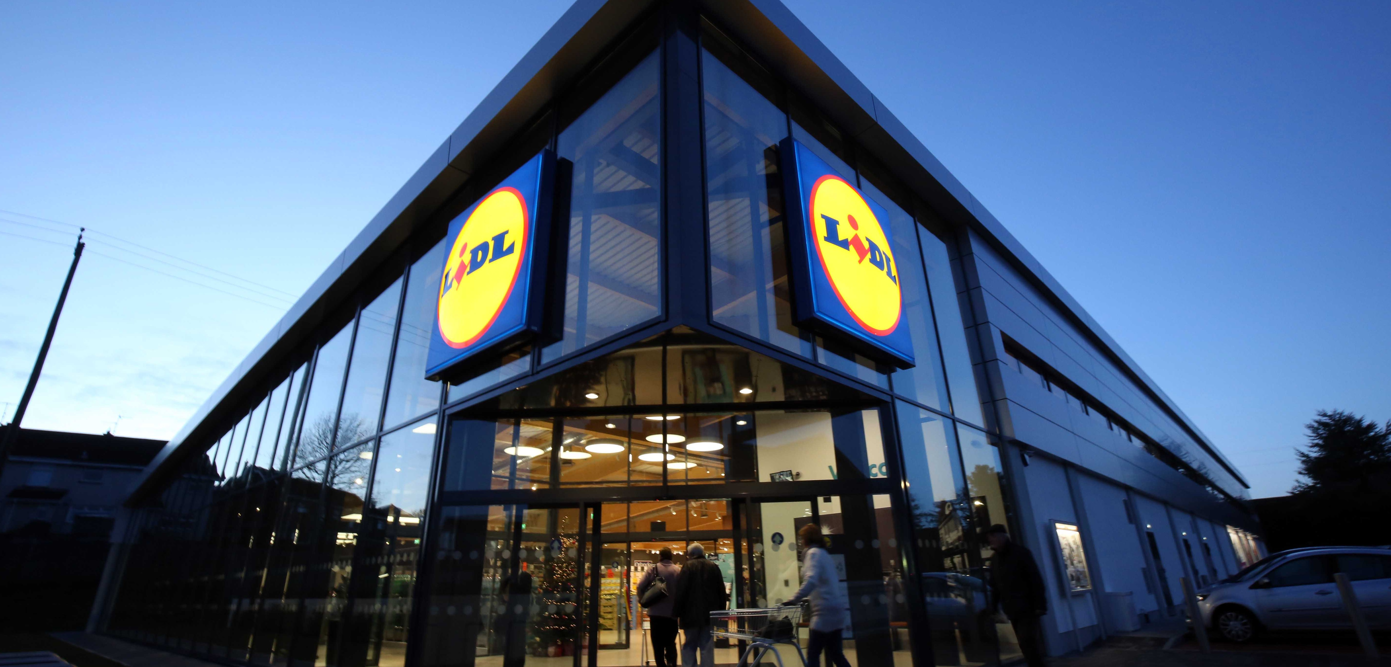 Lidl Launches Multi-Million Pound 'New Concept' Store In ...