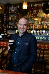 Niall McMullan, MD, Hercules Brewing Company