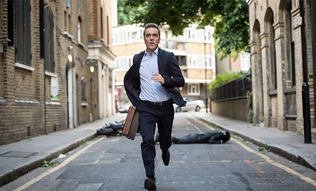 James Nesbitt in Lucky Man