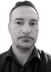 Author Jim McComish