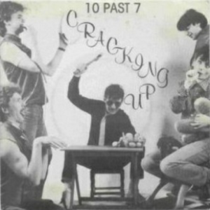The album Cracking Up by Bap Kennedys former band 10 Past 7